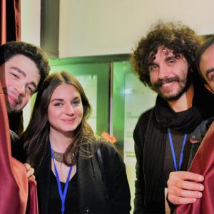 Giuria - Davide Stanzione, Elisa Cuter, Attilio Palmieri, Rosario Sparti (© Photographia Sulmona)