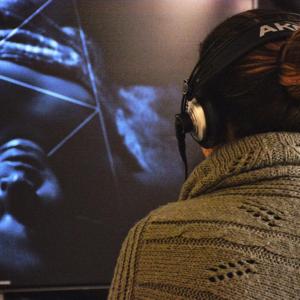 Installazione Audiovisiva Eco e Narciso - Daniele Campea (© Photographia Sulmona)